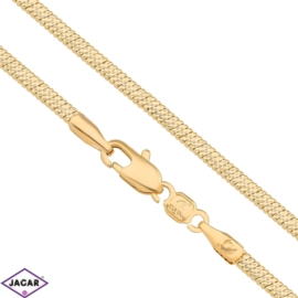 Łańcuszek pozłacany Xuping - dł: 50cm LAP477