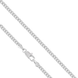 Łańcuszek rodowany Xuping - dł: 50cm LAP533