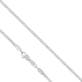 Łańcuszek rodowany Xuping - dł: 60cm LAP534