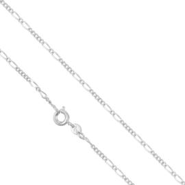 Łańcuszek rodowany Xuping - dł: 45cm LAP535