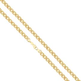 Łańcuszek pozłacany - LAP545