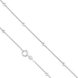 Łańcuszek rodowany - Xuping LAP1267