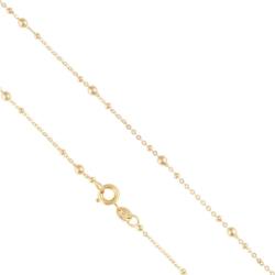 Łańcuszek pozłacany - Xuping LAP1338