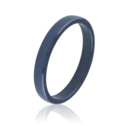 Pierścionek ceramiczny metaliczny - Xuping PP1826
