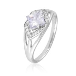 Pierścionek z kryształem - Xuping PP1872