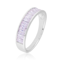 Pierścionek z kryształkami - Xuping PP1873