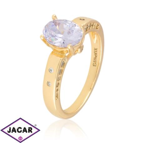 Pierścionek z kryształem - Xuping - PP1884