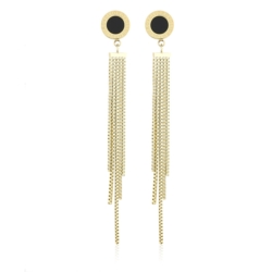 Kolczyki wiszące - Xuping - 7cm - EAP9394