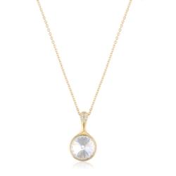 Celebrytka Xuping Swarovski - kryształ - CP1822