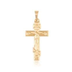Przywieszka krzyżyk prawosławny- Xuping PRZ1953