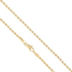 Łańcuszek kordel - 50cm - Xuping - LAP1444