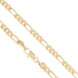 Łańcuszek figaro - 45cm - Xuping - LAP1450