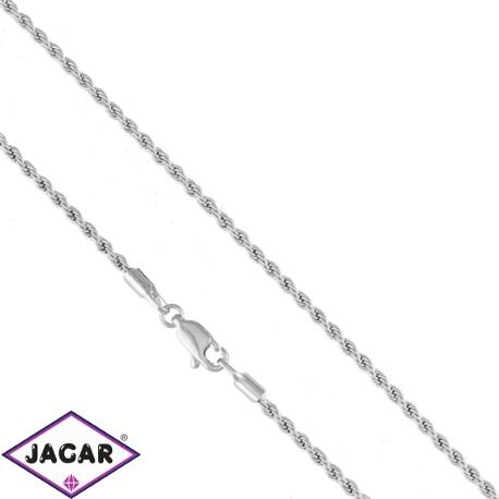Łańcuszek kordel - 60cm - Xuping - LAP1452