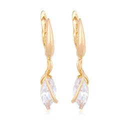 Kolczyki z kryształami - Xuping - EAP9843