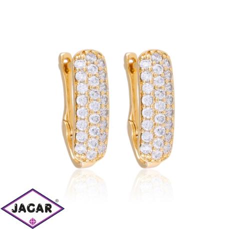 Kolczyki z kryształkami - EAP10082