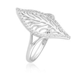 Pierścionek z kryształkami - Xuping - PP1999