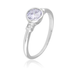 Pierścionek z kryształem - Xuping - PP2000