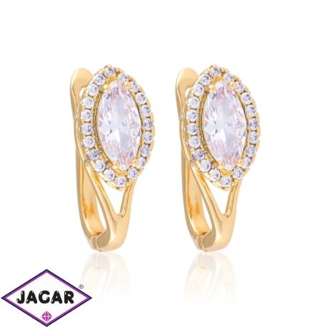 Kolczyki z kryształem - Xuping - EAP10163