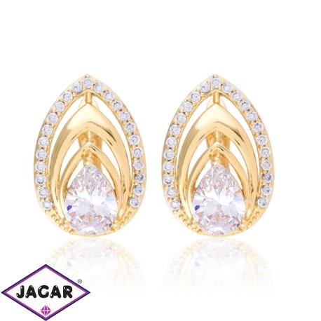 Kolczyki z kryształami - Xuping - EAP10281