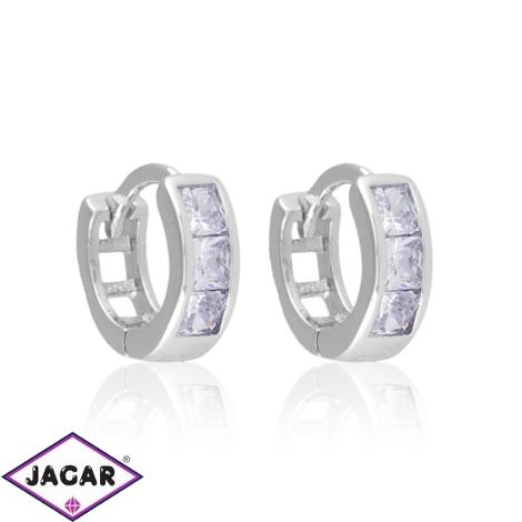 Kolczyki z kryształkami - Xuping EAP10456