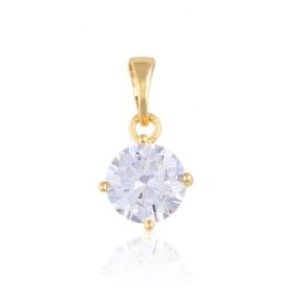 Przywieszka - kryształek - Xuping - PRZ2093