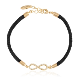 Bransoletka na sznurku - Xuping - BP4521