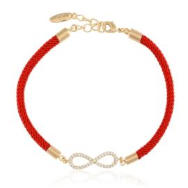 Bransoletka na sznurku - Xuping - BP4529