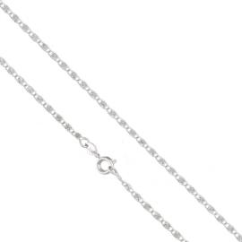 Łańcuszek bizantyjski - 45cm - Xuping - LAP1596