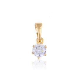 Przywieszka - kryształek - Xuping - PRZ2095