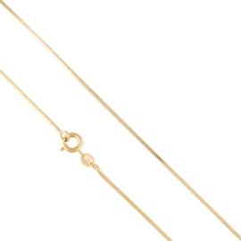 Łańcuszek linka - 45cm - Xuping - LAP1600