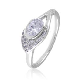 Pierścionek z kryształkiem - Xuping PP2308