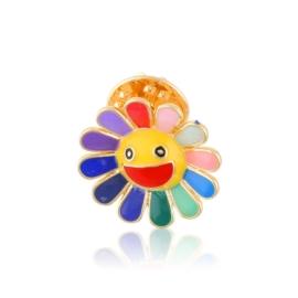 Broszka przypinka - kwiatek - Xuping BRP42