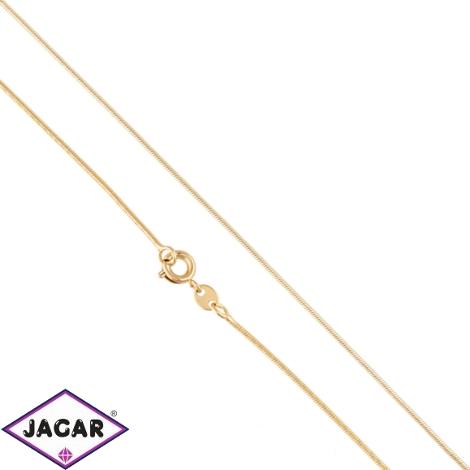 Łańcuszek linka 45cm Xuping LAP1745