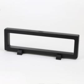 Ekspozytor - czarna ramka 3D - 23x7cm EKS105