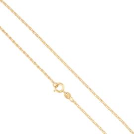 Łańcuszek bizantyjski 35cm - Xuping LAP1767