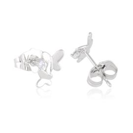 Kolczyki sztyfty motylki - Xuping EAP11909