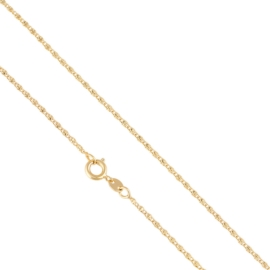 Łańcuszek bizantyjski 35cm - Xuping LAP1789