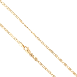 Łańcuszek 50cm - Xuping LAP1791