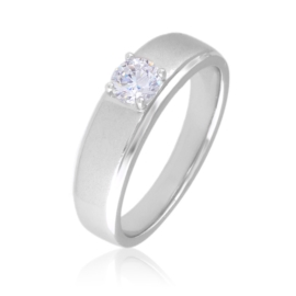 Pierścionek z kryształem - Xuping PP2442