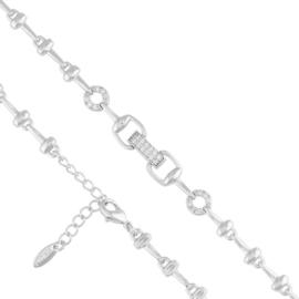 Bransoletka z kryształami - Xuping - BP5247