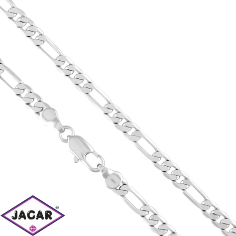 Łańcuch figaro 55cm - Xuping LAP1826