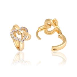 Kolczyki z kryształkami - Xuping EAP13141