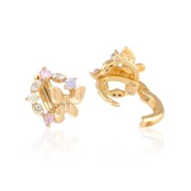 Kolczyki z kryształkami - Xuping EAP13144