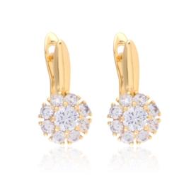 Kolczyki z kryształkami Xuping EAP13151