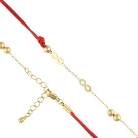 Bransoletka sznurek stal chirurgiczna Xuping BP651