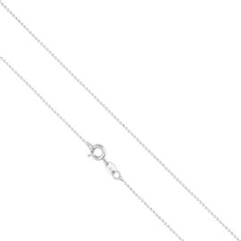 Łańcuszek kulkowy 45cm Xuping - LAP1968