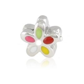 Przywieszka charms - kwiatek - Xuping PRZ2554