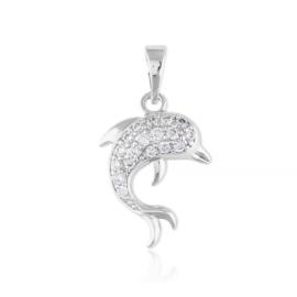 Przywieszka - delfin - Xuping PRZ2586