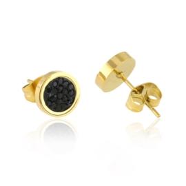 Kolczyki stal sztyfty - Xuping - EAP14547