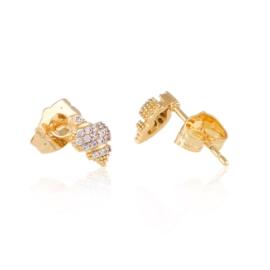 Kolczyki sztyfty z kryształkami Xuping EAP14682